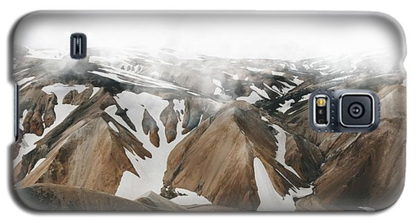 Iceland Mountains  Galaxy S5 Case