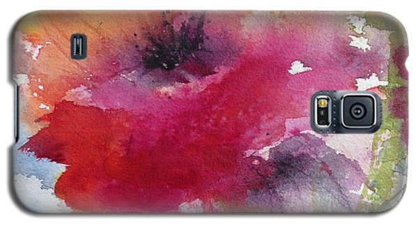 Iceland Poppy Galaxy S5 Case