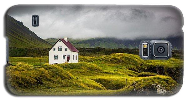 Iceland Scene Galaxy S5 Case