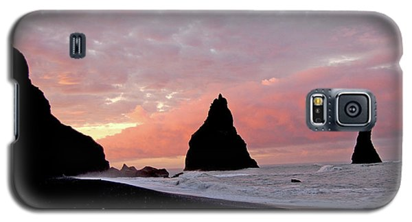 Iceland Sunrise Galaxy S5 Case