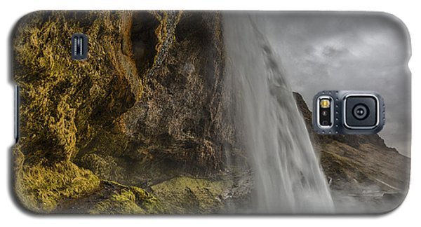 Iceland Waterfall Galaxy S5 Case