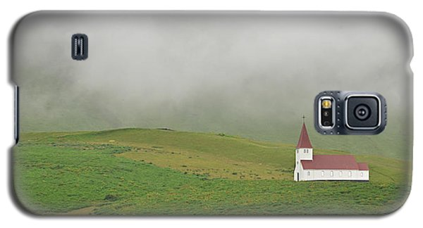 Icelandic Chapel Galaxy S5 Case