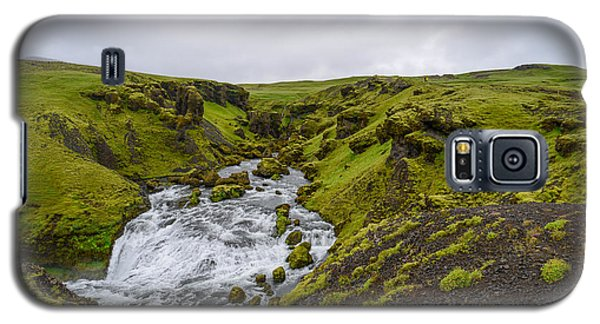 Icelandic Waterfall Galaxy S5 Case