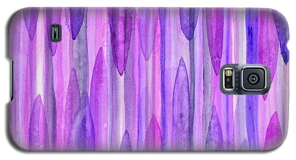 Icicles Galaxy S5 Case by Holly York