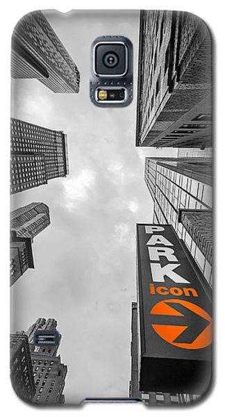 Icon Bw Galaxy S5 Case