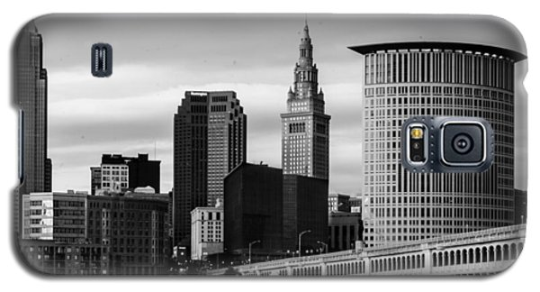 Iconic Cleveland Galaxy S5 Case