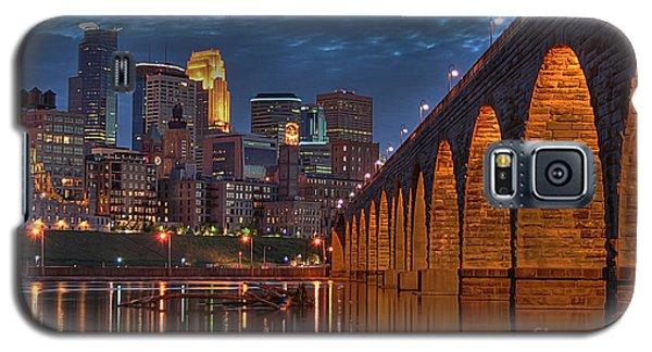 Iconic Minneapolis Stone Arch Bridge Galaxy S5 Case