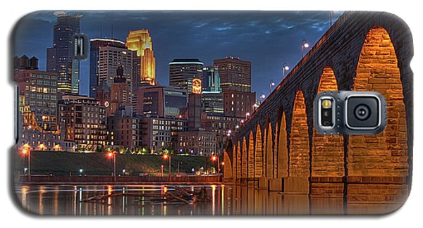 Iconic Minneapolis Stone Arch Bridge Galaxy S5 Case