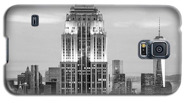Iconic Skyscrapers Galaxy S5 Case by Az Jackson