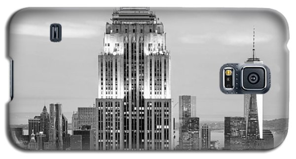 Iconic Skyscrapers Galaxy S5 Case by Az Jackson