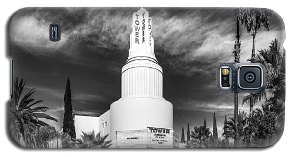 Iconic Tower Theatre Galaxy S5 Case