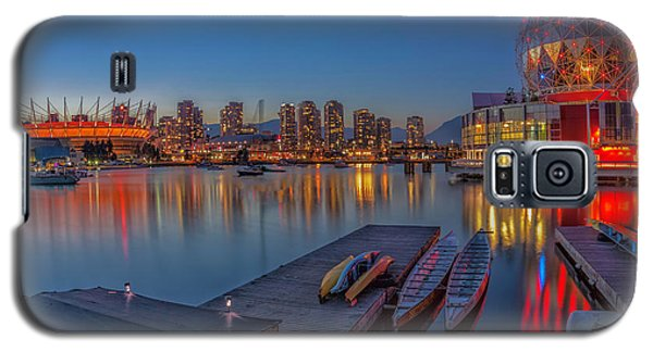Iconic Vancouver Galaxy S5 Case