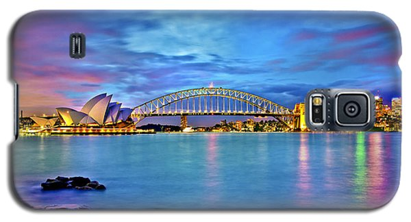 Icons Of Sydney Harbour Galaxy S5 Case