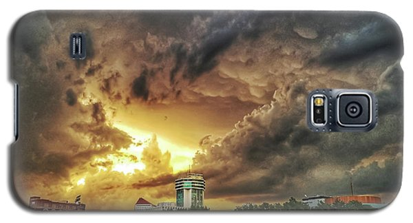 Ict Storm - From Smrt-phn L Galaxy S5 Case