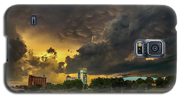 ict Storm - High Res Galaxy S5 Case