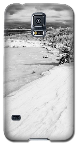 Icy Beach Galaxy S5 Case