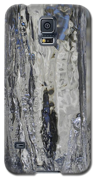 Galaxy S5 Case featuring the photograph Icy Beach View 4 by Sami Tiainen