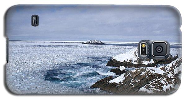 Icy Ocean Slush Galaxy S5 Case by Annlynn Ward