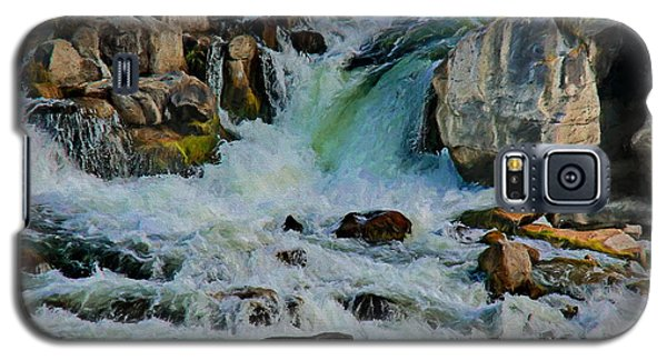 Idaho Falls Galaxy S5 Case