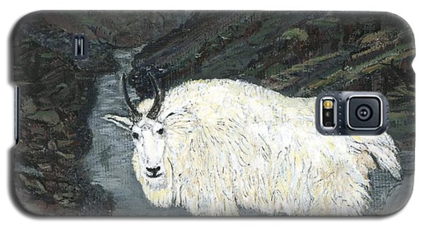 Idaho Mountain Goat Galaxy S5 Case