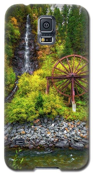 Idaho Springs Water Wheel Galaxy S5 Case
