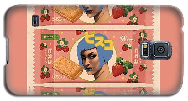 Idoru Sweets Galaxy S5 Case