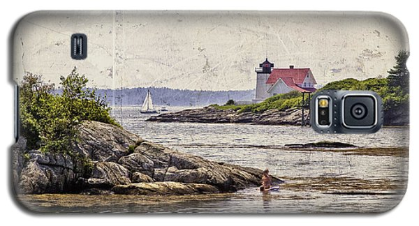 Idyllic Summer Days Galaxy S5 Case