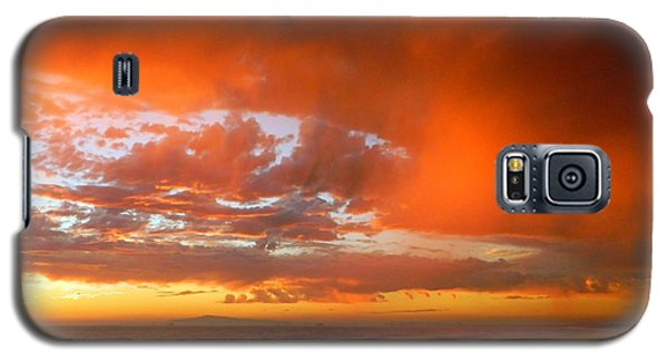 If I Could Touch The Sky Galaxy S5 Case by Everette McMahan jr