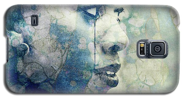 Galaxy S5 Case featuring the digital art If You Leave Me Now  by Paul Lovering