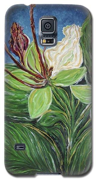 Ifit Flower Guam Galaxy S5 Case