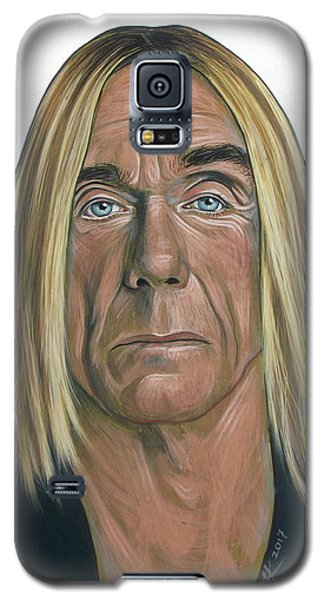 Iggy Pop 2 Galaxy S5 Case