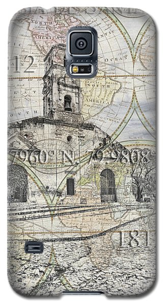 Iglesia De Santa Ana Passport Galaxy S5 Case