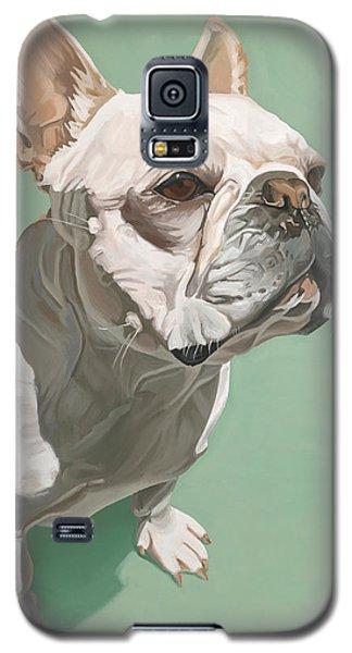Ignatius Galaxy S5 Case by Nathan Rhoads