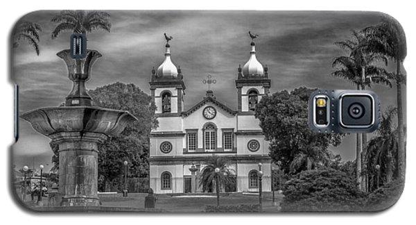 Igreja Da Matriz- Vassouras-rj Galaxy S5 Case