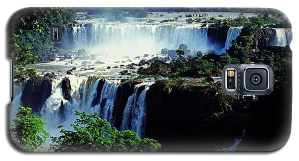 Iguacu Waterfalls Galaxy S5 Case