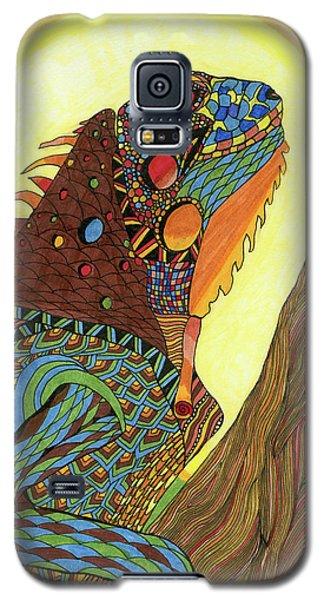 Iguana Galaxy S5 Case
