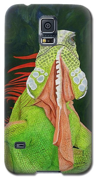 Iguana Dude Galaxy S5 Case