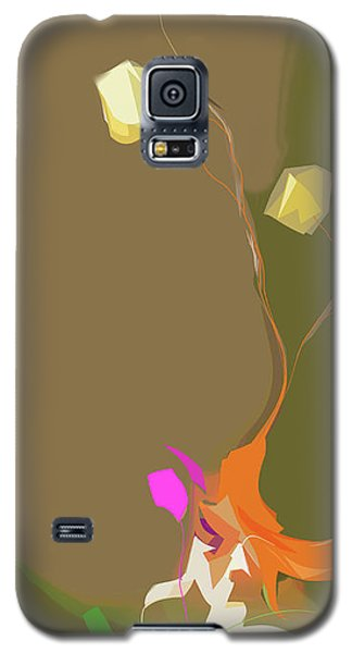Ikebana Humoresque Galaxy S5 Case