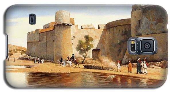 Castle Galaxy S5 Case - Il Castello by Guido Borelli
