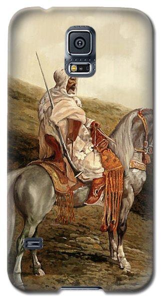 Knight Galaxy S5 Case - Il Cavaliere by Guido Borelli