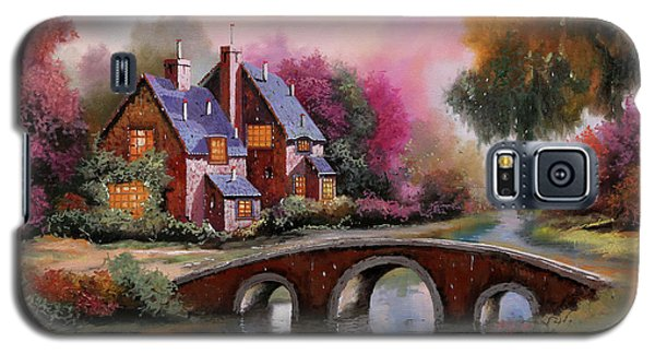 Architecture Galaxy S5 Case - Il Ponticello A Colori by Guido Borelli