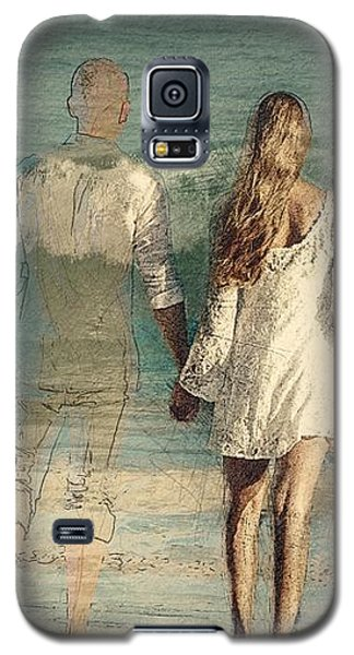 I'll Always Be Beside You Galaxy S5 Case
