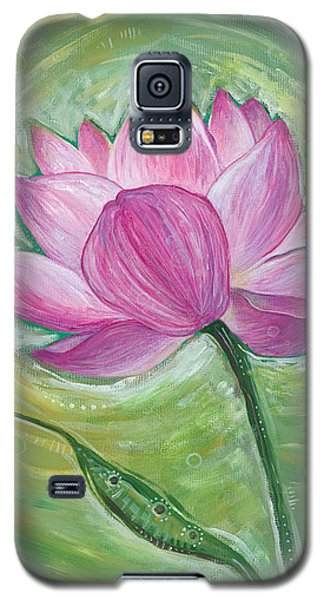 Illuminate Galaxy S5 Case by Tanielle Childers