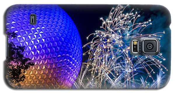 Illuminations Reflections Of Earth Galaxy S5 Case