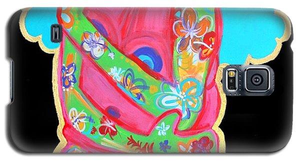 Bright Galaxy S5 Case - Im A Work Of Art by Diamin Nicole