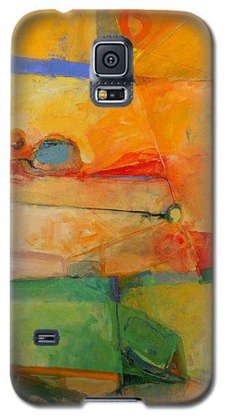 I'm In Corn  Galaxy S5 Case by Cliff Spohn