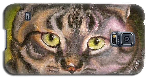 Im Your Man Tabby Galaxy S5 Case