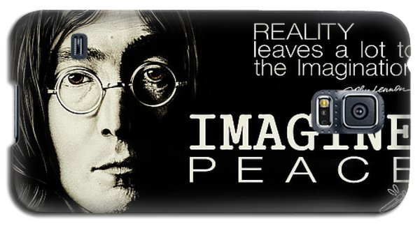 Imagine Peace- John Lennon Galaxy S5 Case