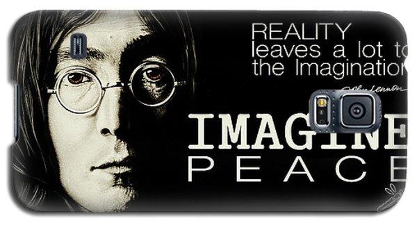 Imagine Peace- John Lennon Galaxy S5 Case