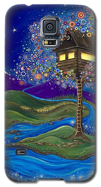 Imagine Galaxy S5 Case by Tanielle Childers